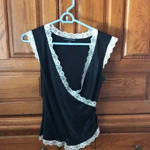 Lace camisole.  Never worn before